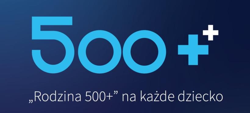 Rządowy Program Rodzina 500 Plus