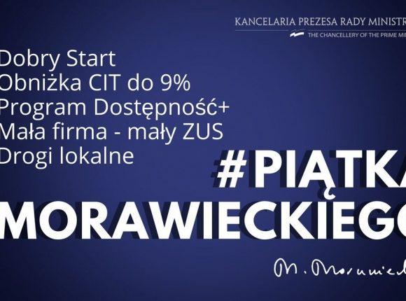 Piątka Morawieckiego