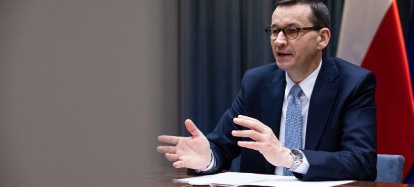 Sejm udzielił wotum zaufania dla rządu premiera Mateusza Morawieckiego