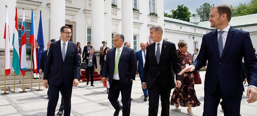 Dziś Polska przejmuje od Czech prezydencję w Grupie Wyszehradzkiej.