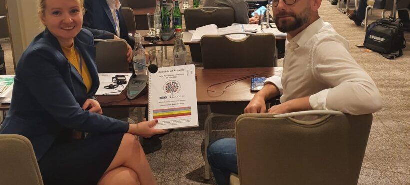 Przedterminowe wybory parlamentarne w Armenii